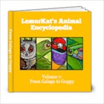 G-animals - 6x6 Photo Book (20 pages)