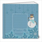 Winter Chill Sample Book - 8x8 Photo Book (20 pages)