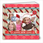 new year - 8x8 Photo Book (20 pages)