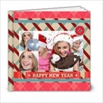 new year - 6x6 Photo Book (20 pages)
