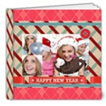 new year - 8x8 Deluxe Photo Book (20 pages)