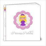 Princess Patches - 6x6 Photo Book (20 pages)