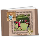 An all guys Deluxe book 9x7  (20 Pages) - 9x7 Deluxe Photo Book (20 pages)
