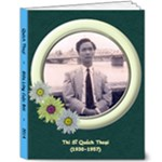 Quach Thoai book1 - 8x10 Deluxe Photo Book (20 pages)