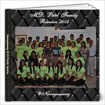 Family Reunion - 12x12 Photo Book (20 pages)