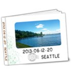 Seattle_one - 7x5 Deluxe Photo Book (20 pages)