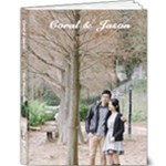 wedding book 3 - 9x12 Deluxe Photo Book (20 pages)