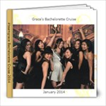 BacheloretteCruise - 8x8 Photo Book (20 pages)
