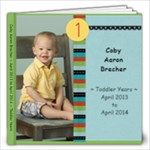 Coby - Toddler Year - 12x12 Photo Book (20 pages)