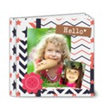 kids - 6x6 Deluxe Photo Book (20 pages)