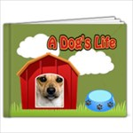 dog - 11 x 8.5 Photo Book(20 pages)