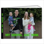Melissa Quiet Book - 7x5 Photo Book (20 pages)