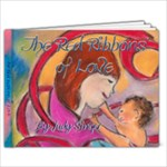 The Red Ribbons of Love - 9x7 Photo Book (20 pages)