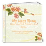 My Ideas Bloom - 8x8 Photo Book (20 pages)