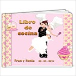 Libro Cocina - 7x5 Photo Book (20 pages)