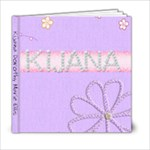 Kijana book - 6x6 Photo Book (20 pages)