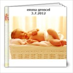 emma - 8x8 Photo Book (20 pages)