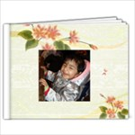 2010-2011 - 9x7 Photo Book (20 pages)