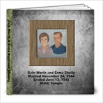 Grandpa and Grandma - 8x8 Photo Book (20 pages)