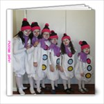 PURIM 2014 - 8x8 Photo Book (20 pages)