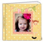 Lucia - 8x8 Deluxe Photo Book (20 pages)