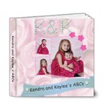 ABCs - 6x6 Deluxe Photo Book (20 pages)