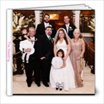 Jamie wedding book - 8x8 Photo Book (20 pages)