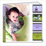 irida second year - 8x8 Photo Book (20 pages)