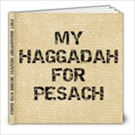 haggadah - 8x8 Photo Book (20 pages)