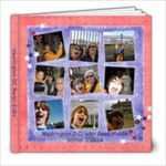 March DC trip 2014 - 8x8 Photo Book (20 pages)