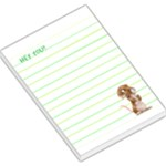 hey you! - Large Memo Pads