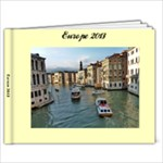 Europe 2013 Pam - 11 x 8.5 Photo Book(20 pages)