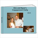 Ryan/Kim - 11 x 8.5 Photo Book(20 pages)
