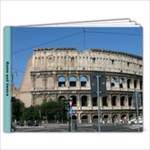 rome and venice, italy 2013 - 9x7 Photo Book (20 pages)
