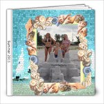 beach  2011 - 8x8 Photo Book (20 pages)