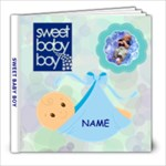 Baby Boy Photo Book #3 - 8x8 Photo Book (20 pages)