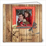 mark&pam engagement - 8x8 Photo Book (20 pages)