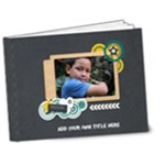 7x5 (DELUXE): Boys will be Boys (BRAG BOOK) - 7x5 Deluxe Photo Book (20 pages)