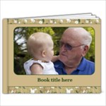 Our Family 9x7 Photo Book (20 Pages)
