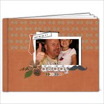9x7 : Super Dad! - 9x7 Photo Book (20 pages)