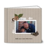 6x6 DELUXE: Greatest Dad! - 6x6 Deluxe Photo Book (20 pages)