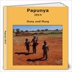 Papunya 1 - 12x12 Photo Book (20 pages)