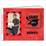 Graduation book 2 - 7x5 Photo Book (20 pages)