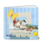 dad, fathers day, boy, man, fun, family, happy - 6x6 Deluxe Photo Book (20 pages)