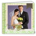 Wedding Blue Book - 8x8 Deluxe Photo Book (20 pages)