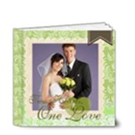 Wedding Blue Book - 4x4 Deluxe Photo Book (20 pages)