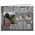 milla - 9x7 Photo Book (20 pages)