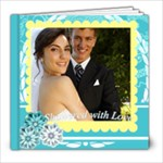 Wedding  Black Book - 8x8 Photo Book (20 pages)