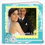 Wedding  Black Book - 12x12 Photo Book (20 pages)