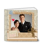 Wedding  gold Book - 4x4 Deluxe Photo Book (20 pages)